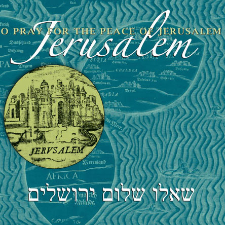 JERUSALEM CD Cover